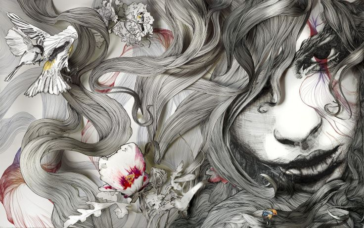 http://gabrielmorenogallery.com/#out Beautiful art! Love #GabrielMoreno's style! Wonderful lines!