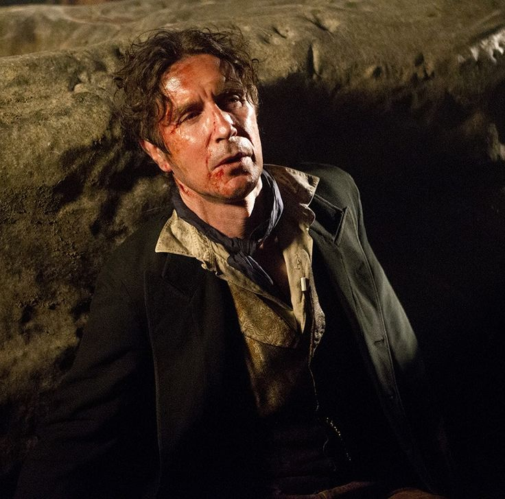 ICYMI: Watch the Doctor Who 50th anniversary mini prequel where the Eighth Doctor returns!!