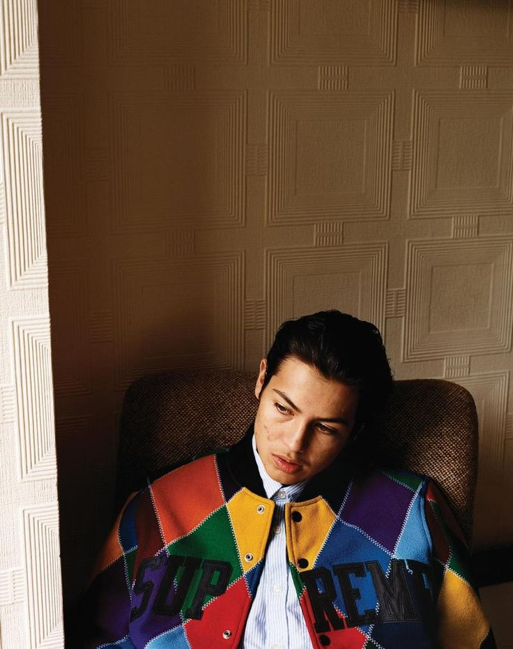 Sean Pablo (Sense Magazine)