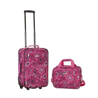Found it at Wayfair - Rockland 2 Piece Carry On Luggage Sethttp://www.wayfair.com/Rockland-2-Piece-Carry-On-Luggage-Set-F102-bandana-ROK1543.html?refid=SBP