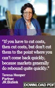 Teresa Hooper on Cost Control