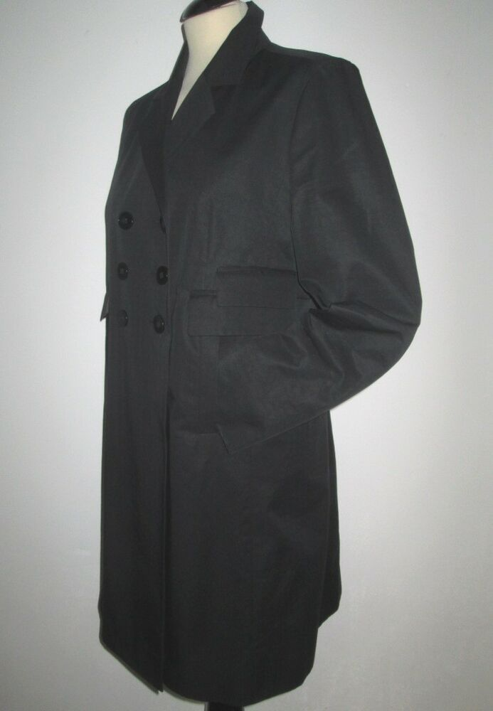 Hugo Boss Kurzmantel Schwarz Gr 40 Kurzmantel Kleidung Damenmode