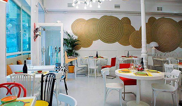 Restaurante Laverónica Madrid