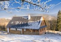 Prázdninový dům Majdalenka, nádherná chalupa
