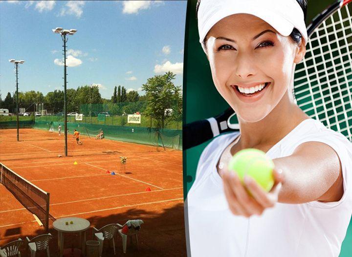 Sport Kupon - 56% kedvezménnyel - Sport - Teniszpályabérlés a 13.kerületben, teniszütővel! 5 alkalom most csak 4.000 Ft-ért 9.000 Ft helyett!.