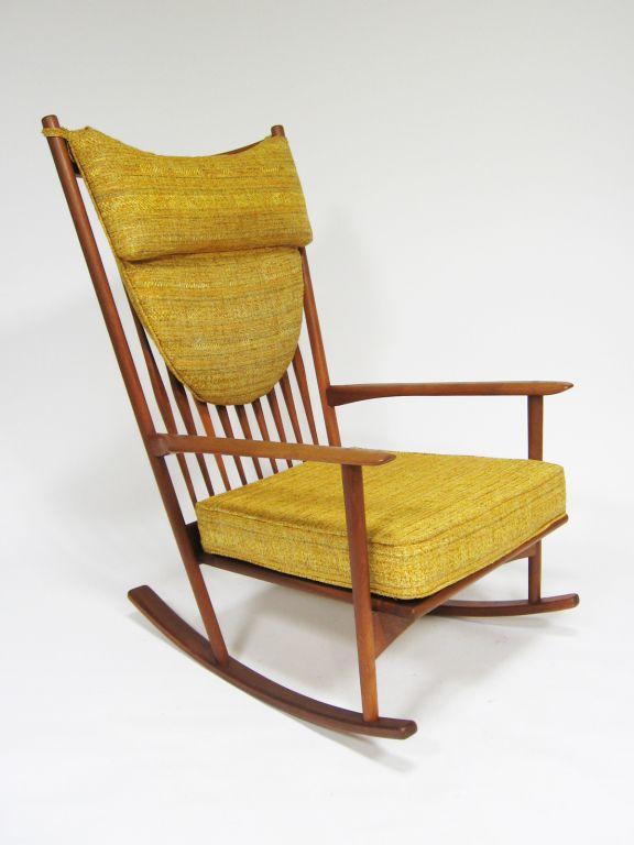 hans olsen rocking chair abd elrhman elgazzar pinterest bascule chaises et si ge. Black Bedroom Furniture Sets. Home Design Ideas