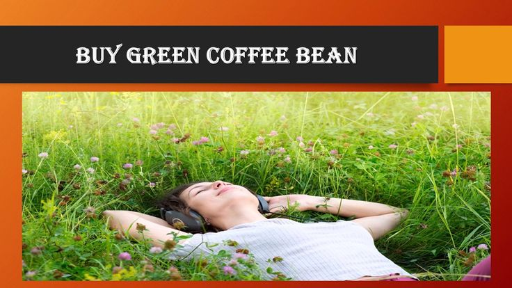 how to take green coffee beans for weight loss