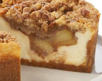 Cheesecake Factory Dutch Apple Caramel Streusel