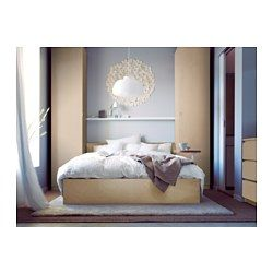 alng floor lamp nickel plated gray - High Queen Bed Frame