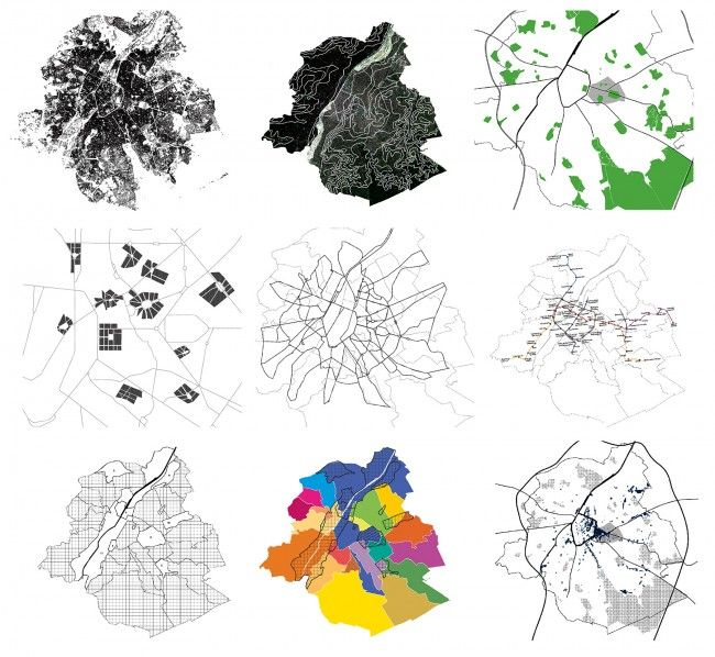 1387 best urban planning urban design and graphics images for Spatial analysis architecture