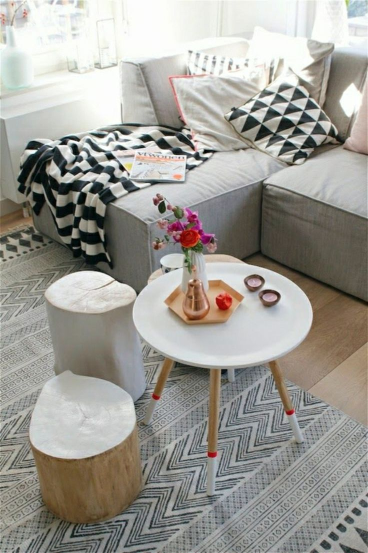Meer dan 1000 ideeën over Couchtisch Rund op Pinterest - Tisch ...