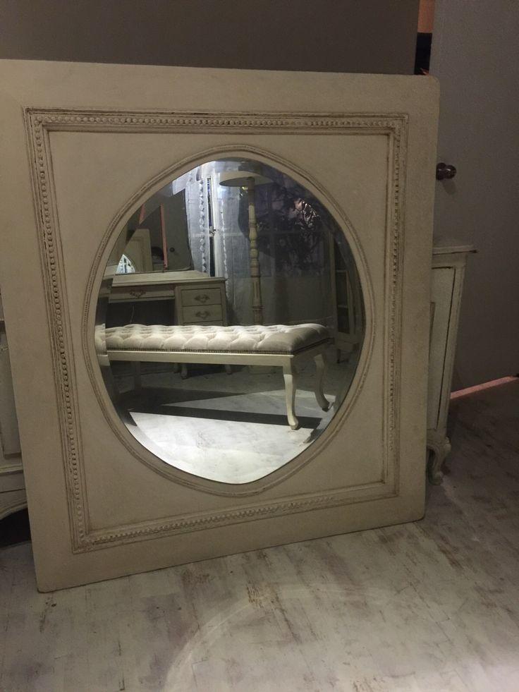 Espejo antiguo restaurado para verse mejor en cualquier cuarto de tu casa by BERKANA Shop