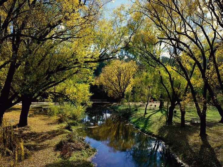 Morse's Creek, Bright, Victoria, Australia