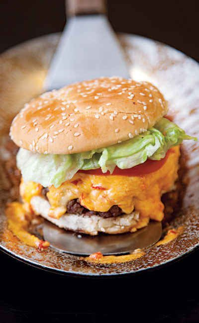 Pimento Cheese Burger | 37 New Barbecue Classics You Need To Try