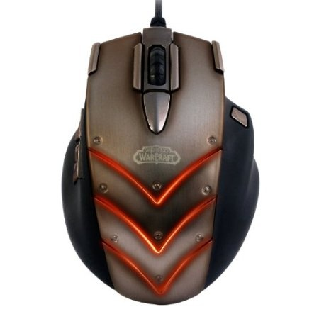 SteelSeries World of Warcraft Cataclysm MMO Gaming Mouse Amazing Discounts Your #1 Source for Video Games, Consoles & Accessories! Multicitygames.com Click On Pins For More Info
