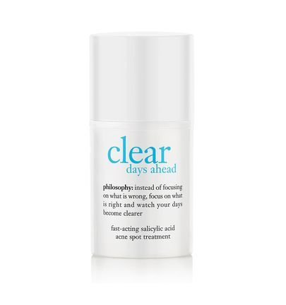 how to clear up baby acne fast