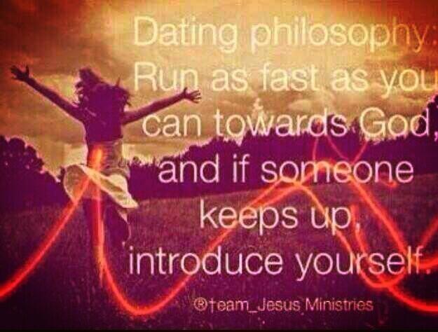Dating philosophy