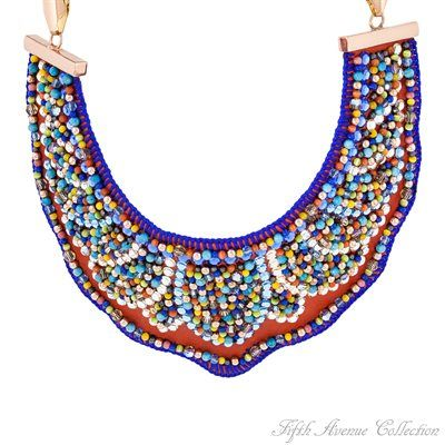 Rose Gold Neckpiece - Wicked - Australia - Fifth Avenue Collection - Jewellery that changes the way you see fashion
