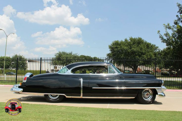 1000 images about 1953 cadillac on pinterest cars for 1953 cadillac 4 door sedan