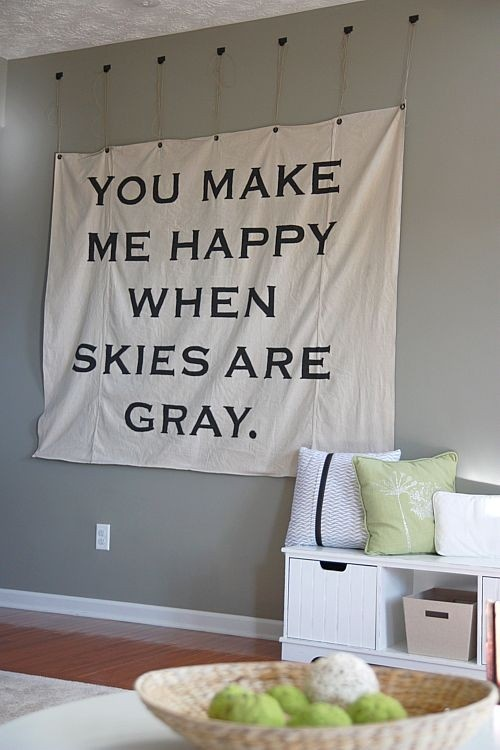 baby rooms..Wall Art, Wall Hanging, Quotes, Kids Room, Songs, Baby Room, Bedrooms Wall, Gray Wall, Drop Clothing