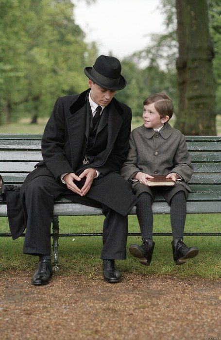 Freddy Highmoore, Kate Winslet, AND Johnny Depp? This movie makes me laugh and cry every time.  Finding Neverland.