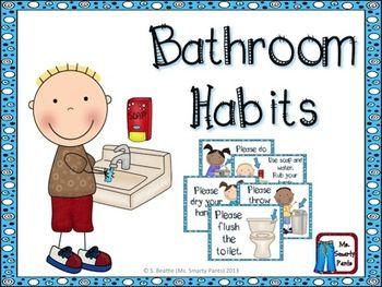 #Routines Bathroom #Procedures Bathroom