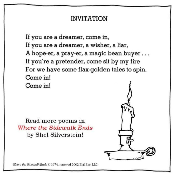 109 best images about Children's Poetry on Pinterest ...