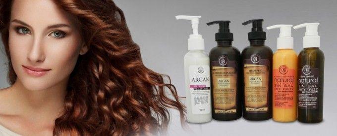 Protege tu cabello y regrésale su vitalidad con todo el poder del aceite de argán. A un Precio Increíble!!