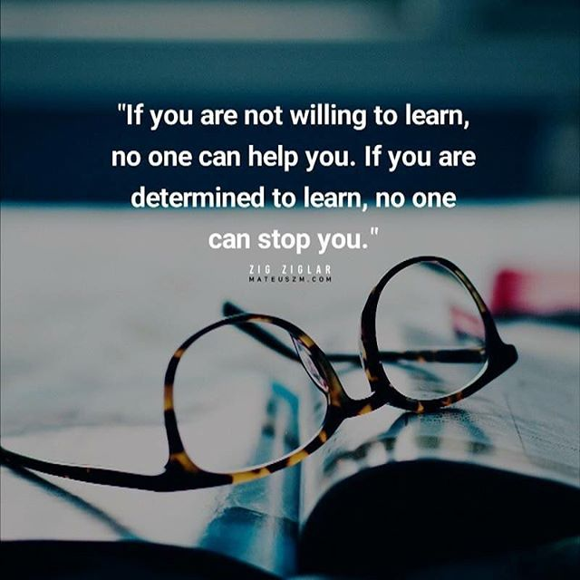 If you are determined to learn no one can stop you!  —  Follow for daily study motivation!   —  YouTube.com/c/Motivation2Study