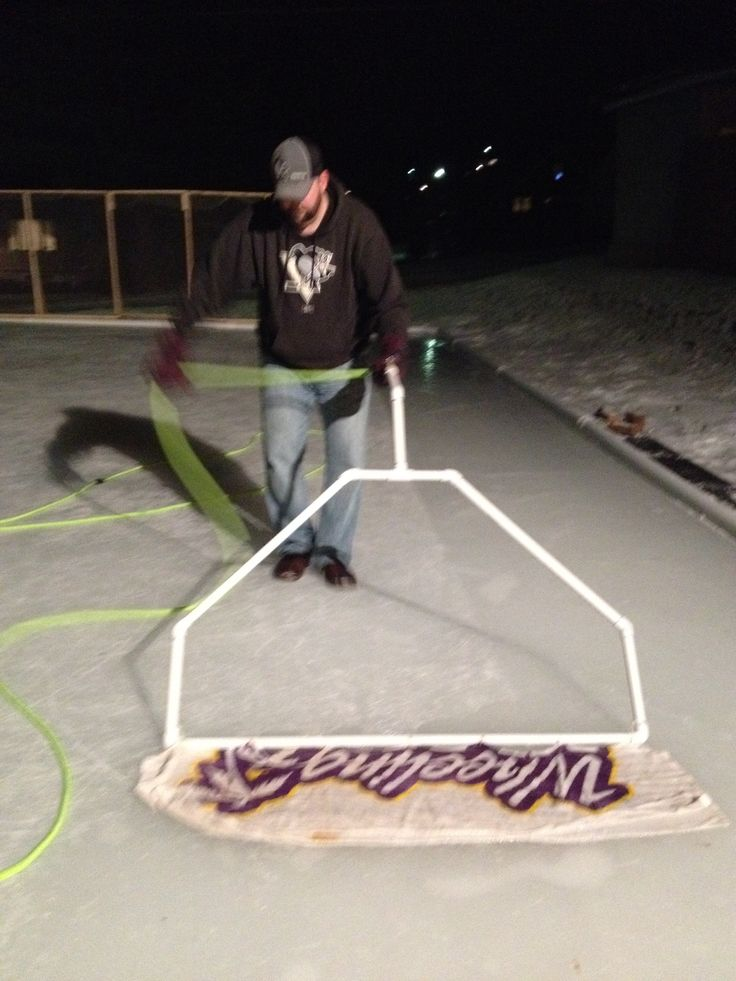 Backyard Rink Zamboni :  Backyard Rink, Backyard Ice Rink, Outdoor Hockey Rink, Outdoor Rink