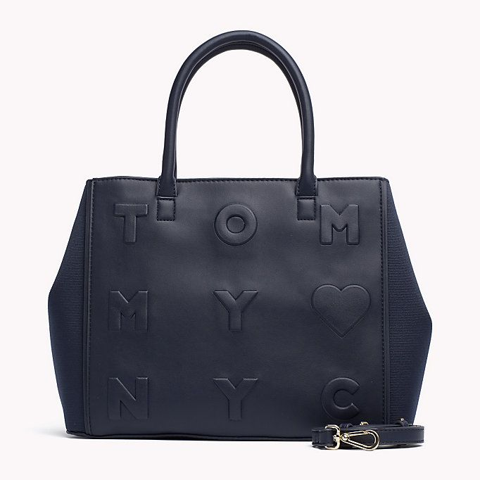 TOMMY HILFIGER Sac tote - TOMMY NAVY - TOMMY HILFIGER - image principale