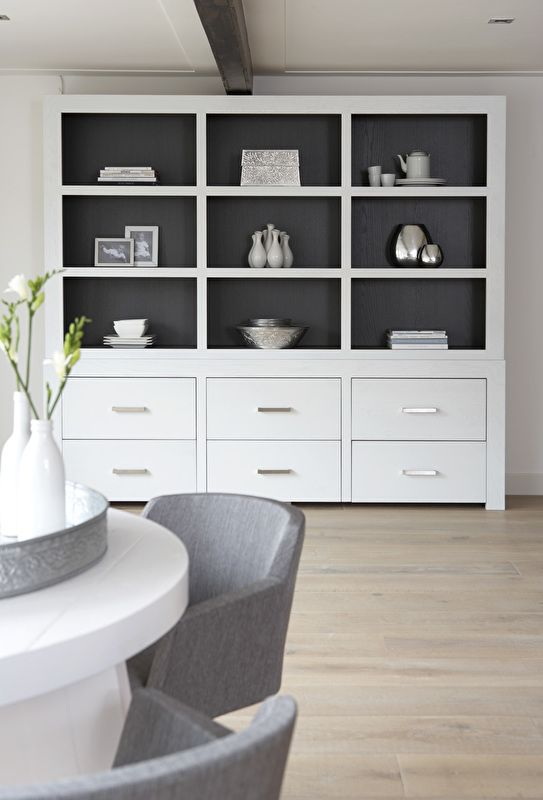 Perfect bookstand -  Enjoy vakkenkast 6-lades