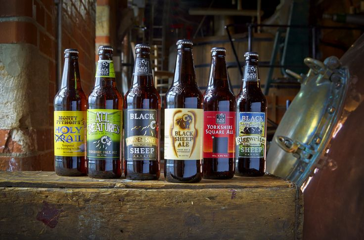 We first bottled Black Sheep ale back in 1993.Today it's one of the best-selling bottled beers nationally.