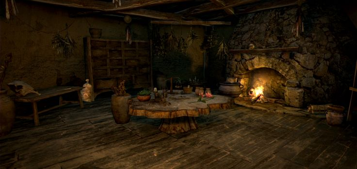 Witch's House - Dragon's Dogma Wiki - Wikia