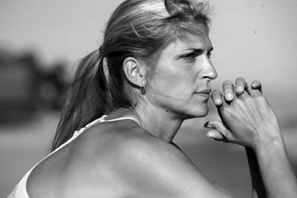 """Have a short memory and a lot of forgiveness. Especially us girls who don't forget a thing. Move on …"" - Gabrielle Reece"