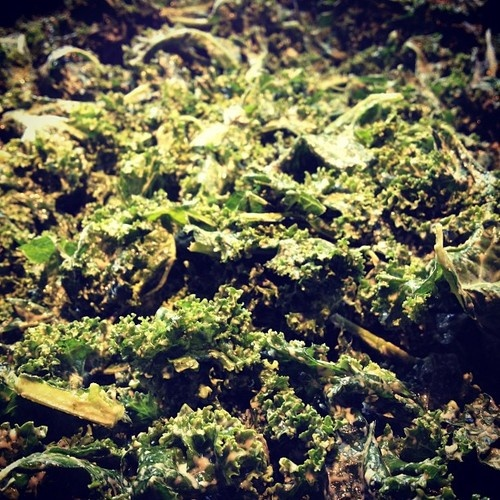 how to prepare curly kale