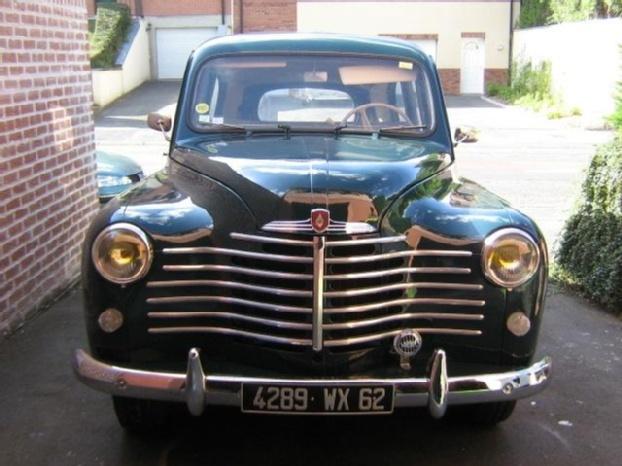 vends vehicule de collection  renault colorale  prairie  de 1952  restauration complete  remise en l... ▶ Annonce Voitures collection à vendre sur Topannonces.fr
