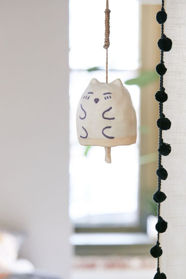 Cat Fish Hanging Wind Chime In 2019 Decor Ideas And