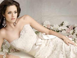 Kristen Stewart looks amazing as a bride: Robert Pattinson