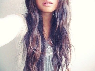 long brown wavy hair: Hair Ideas, Brown Wavy Hair, Beaches Waves, Hairs, Colors, Beautiful, Long Hair Dos, Hair Masks, Hair Style
