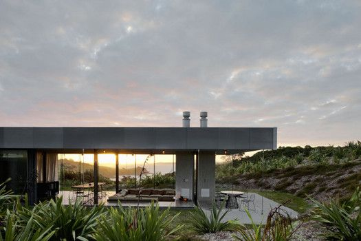 Island Retreat by Feron Hay