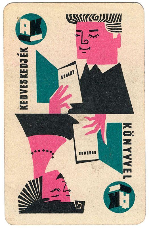 Hungarian Calendar Cards