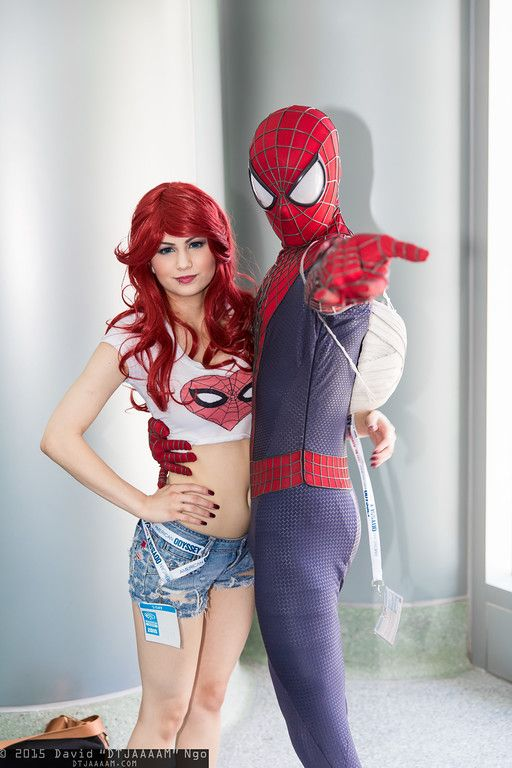 128 best images about Spiderman Cosplay on Pinterest