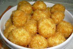 Retete Culinare - Papanasi cu pesmet