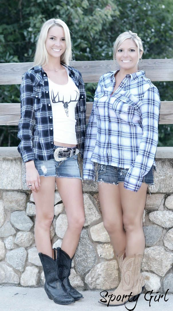 36 best beauty my dream wardrobe images on pinterest for Country girl flannel shirts