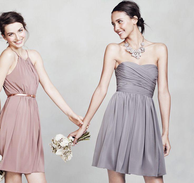 J.Crew wedding dresses