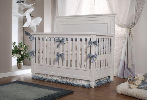 Mejores 13 imágenes de Jaw-dropping Grey Baby Cribs en Pinterest ...