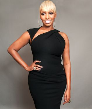 NeNe Leakes - my girl!! Love that hair those curves