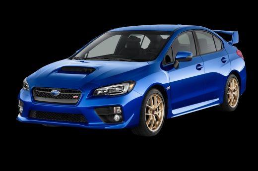 2017 Subaru WRX Sedan Interior