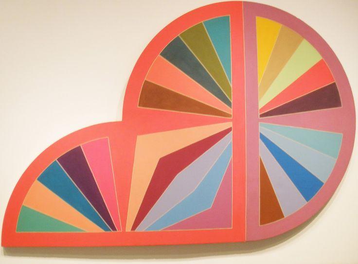 42 best images about frank stella on pinterest for Minimal art frank stella